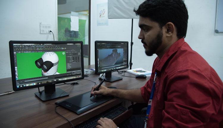 best animation training institute in calicut